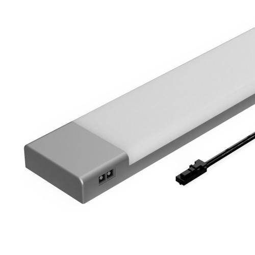 Easy to Use LED Door Sensor Light Bar, 557mm, 12V, Warm White 3000K