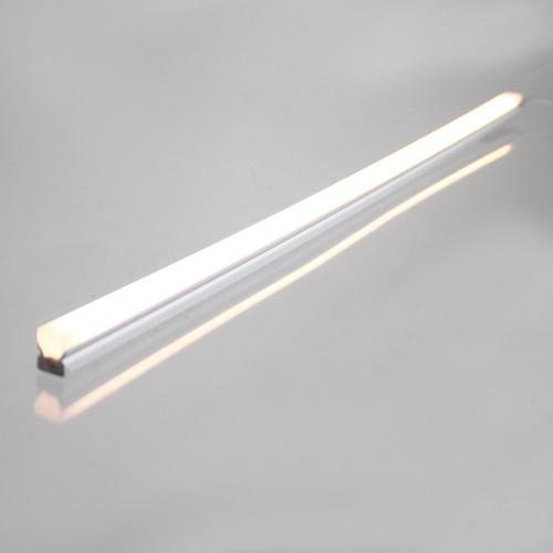522mm Linear LED Shelf Light, Warm White, 3000K, 2m cable, IP54