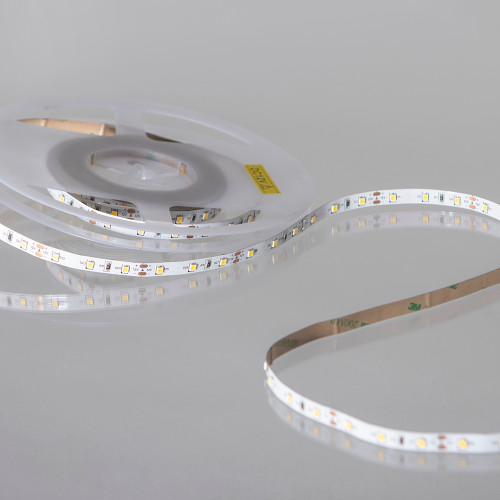 Easy to Use 12V 60 LEDs 4.8w p/m LED Tape, Flame White 2000K, IP20 (5m Reel)
