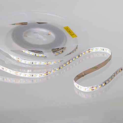 Easy to Use 12V 120 LEDs 9.6w p/m LED Tape 2000k Flame White (5 Metre Reel)