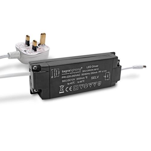 Premuim Orion Plug and Play Driver by Tagra®, 36W