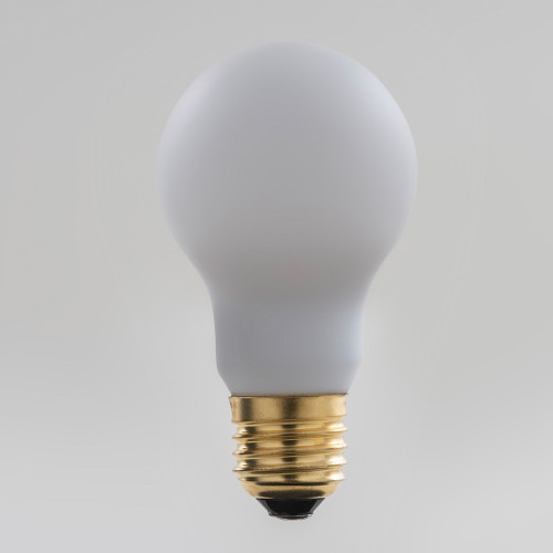 Irlam GLS LED Bulb, Eggshell Glass, Dimmable