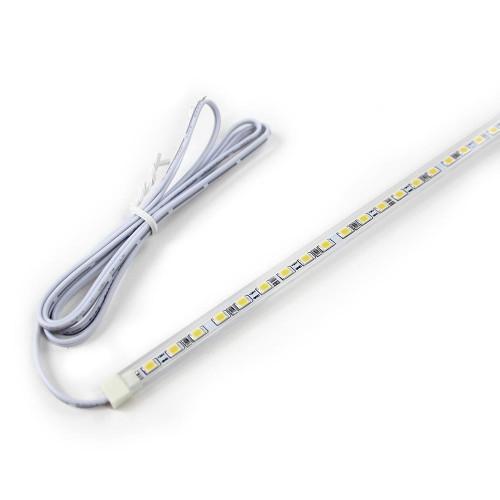 516mm Mini Linear LED Shelf Light, Warm White, 3000k, 1000mm cable, IP54