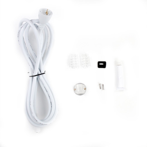 Heavy Duty Outdoor Single Colour Mini Neon Flex Accessories Pack, IP68
