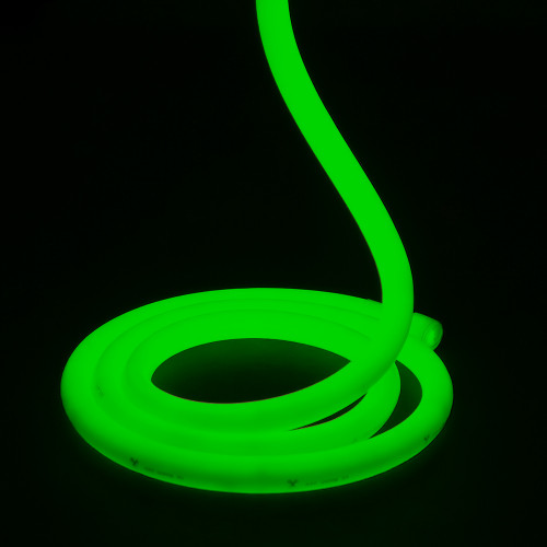 Tagra® Circular 360° LED Neon Flex, 18mm, Green
