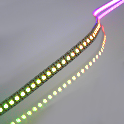 12V Premium Digitally Addressable LED Tape, RGB, 144 Pixels p/m, IP20 (Sold per Metre)