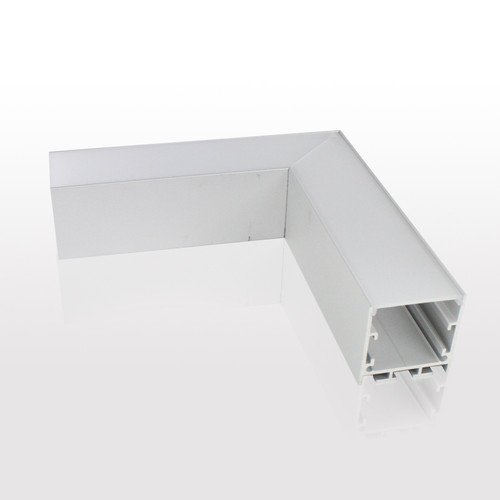 L Shaped Connector for surface mounted 3535 - 135mm x 135mm