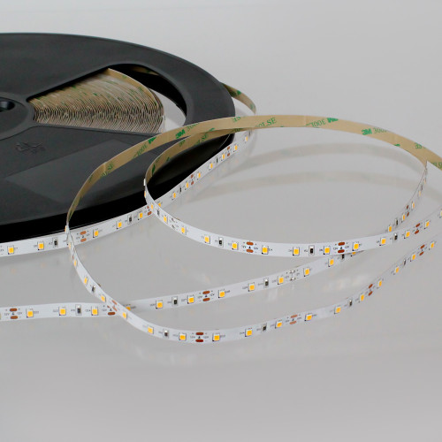 Ready to Connect LED Tape by Ultraleds, Warm White, 4.8w p/m (5m Reel)