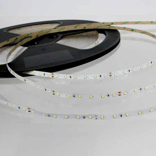 Easy to Use 12V 60 LEDs 4.8w p/m LED Tape, Cool White 6000K, IP20 (50m Drum)