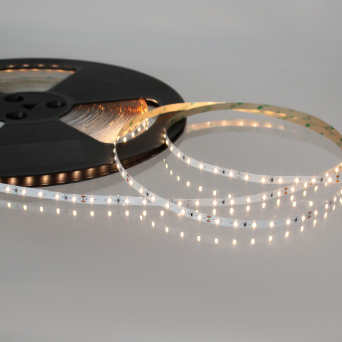 24V Eco Bright LED Tape, Warm White 3000K, 60 LEDs p/m, IP20 (50m Drum)