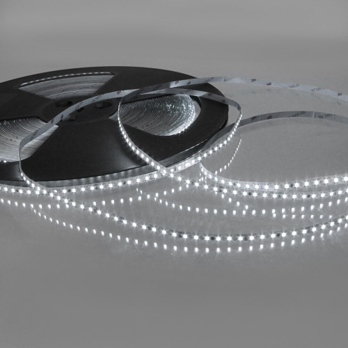 24V Bright Plus LED Tape, Warm White 3000K, 120 LEDs p/m, IP20 (50m Drum)