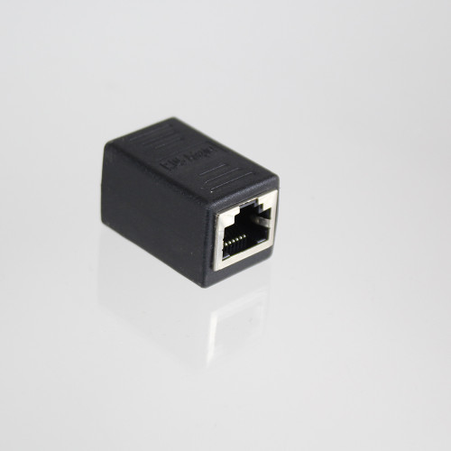 RJ45 Female To RJ45 Female Coupler Connector