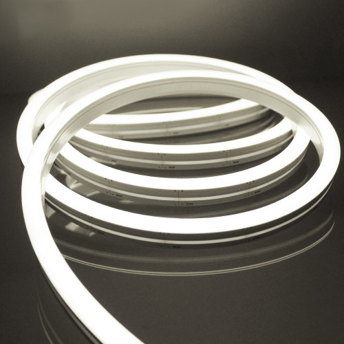Maxi Top View 12x17mm LED Neon Flex, Neutral White 4000K, 10m Kit