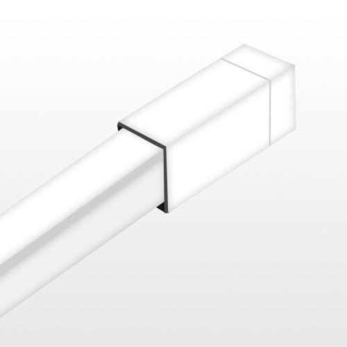 Maxi Top View Solder-Free Splash Proof End Cap