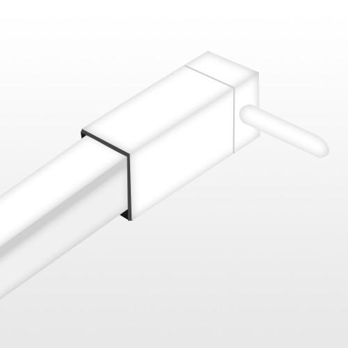 Maxi Top View Solder-Free Splash Proof Left Power Connection Power