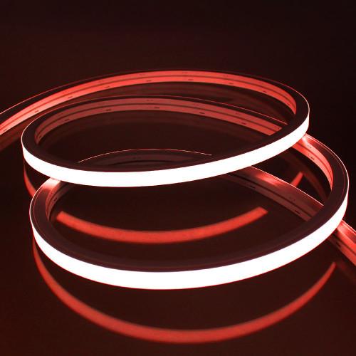 Midi Side View 13x12mm LED Neon Flex, RGB Colour Changing, 10m Kit