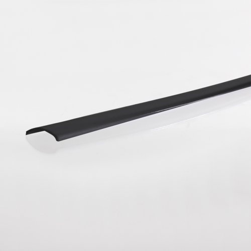 2 Metre Length Black Diffuser For Small Corner 1616 Channel
