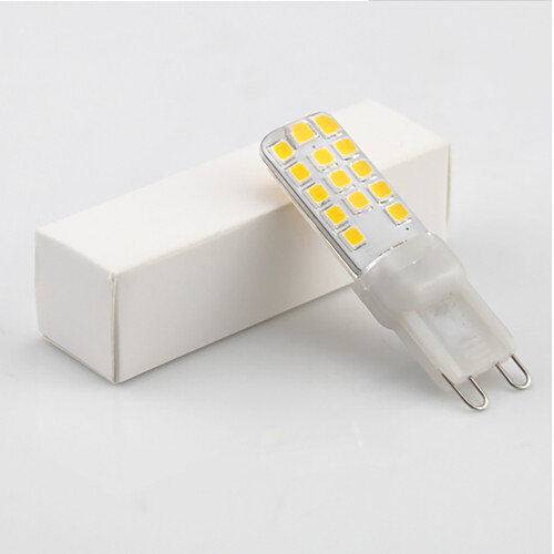 G9 300 Lumen (3W=35 Watt) Warm White 28 x 2835 Leds