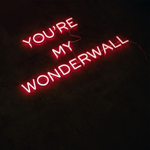 You're My Wonderwall LED Neon Sign