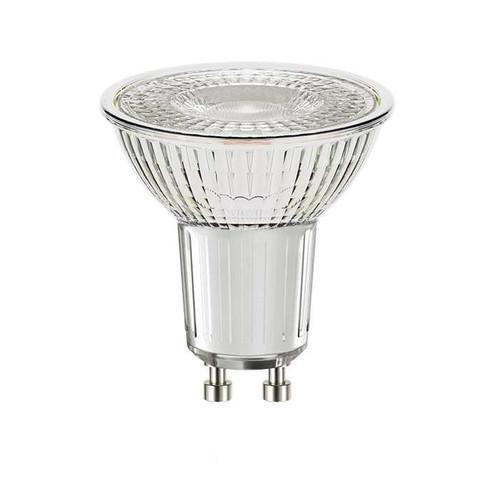 4W Glass GU10 LED Spotlight - 345 Lumen - Cool White (4000K)