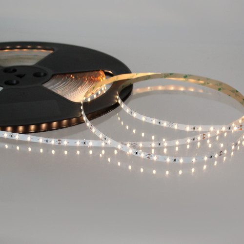 Easy to Use 24V 60 LEDs 4.8w p/m LED Tape, Very Warm White 2700K, IP20 (50m Drum)