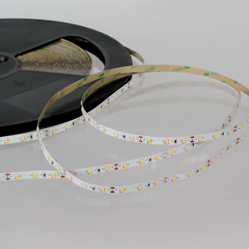 12V Eco Bright LED Tape, Flame White 2000K, 60 LEDs p/m, IP20 (50m Drum)