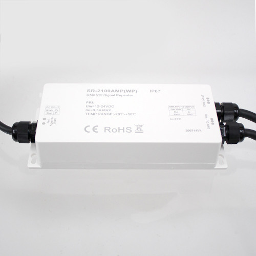 DMX512 Signal Amplifier/Repeater
