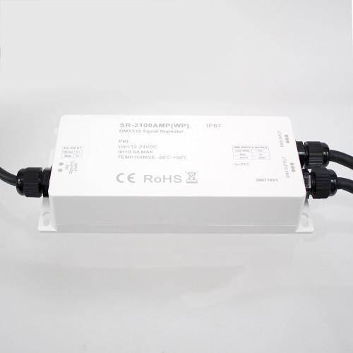 DMX512 Signal Amplifier/Repeater
