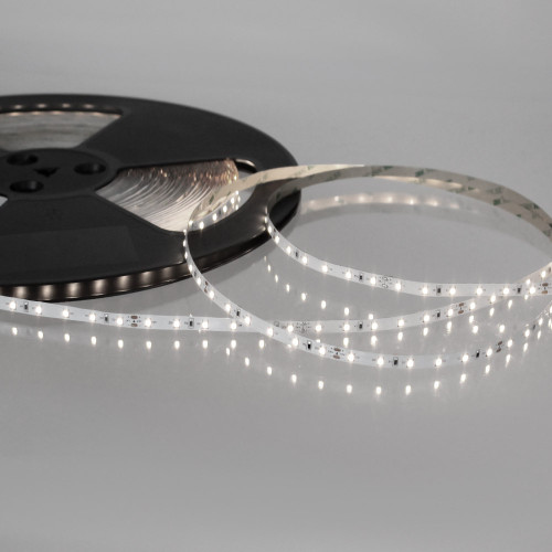 Easy to Use 24V 60 LEDs 4.8w p/m LED Tape, Neutral White 4000K, IP20 (50m Drum)