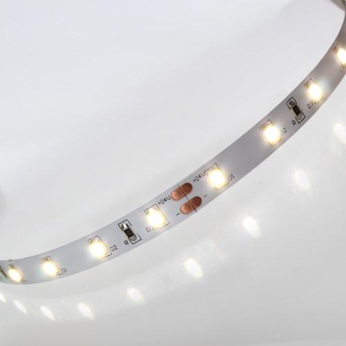 Easy to Use 24V 60 LEDs 4.8w p/m LED Tape, Neutral White 4000K, IP20 (Sold per Metre)
