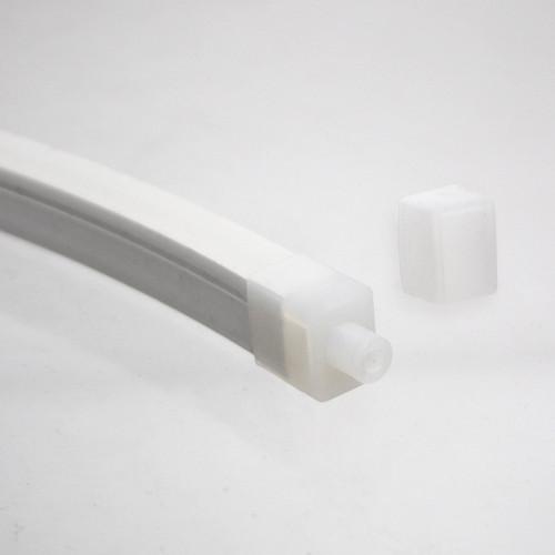 Silicone Endcap Kit for Maxi 12x17 Neon Flex, Standard Outlet