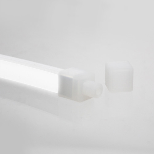 Silicone Endcap Kit for Midi 13x12 Neon Flex, Standard Outlet