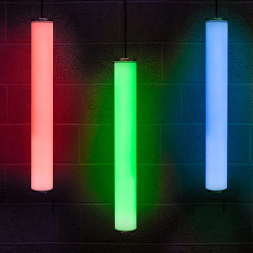 Solinas Wide Architectural RGB Colour Changing Neon Tube Light, 24V
