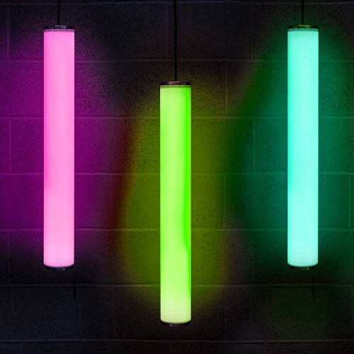Solinas Wide Architectural RGB Colour Changing Neon Tube Light, 24V2