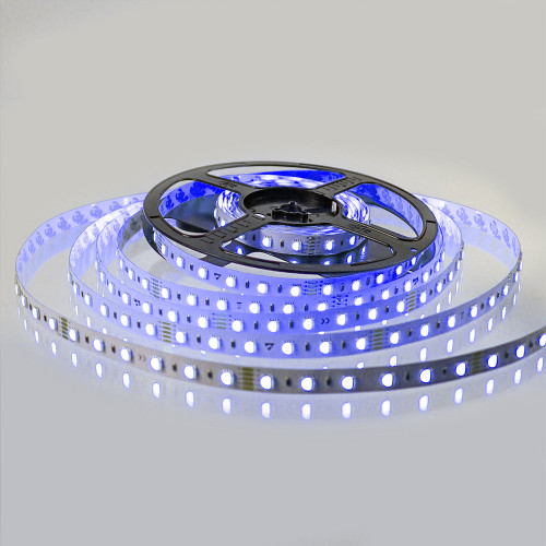 Pro Series RGB Colour Changing LED tape, RGB+CW 24V 60LED 19.2W p/m (5m reel)