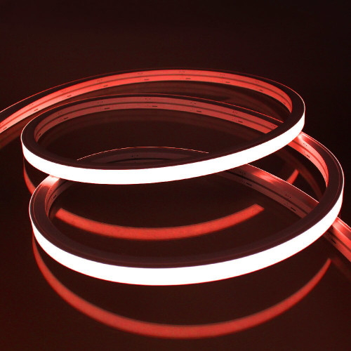 Midi Side View 13x12mm LED Neon Flex, RGBCW Colour Changing, 10m Kit