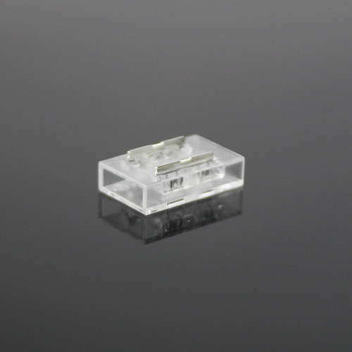 Solderless Tape to Tape Connectors for 8mm COB LED Tape. Pack of 10
