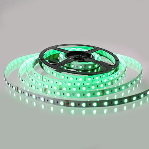 Pro Series RGB Colour Changing LED tape, RGB+WW 24V 60LED 19.2W p/m (5m reel)