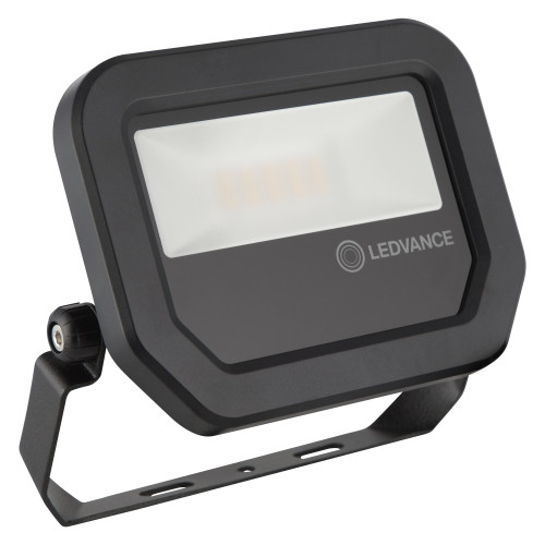 LEDVANCE 10W LED Floodlight, IP65, 1100Lm, 3000K
