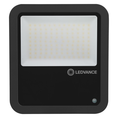 LEDVANCE 80W LED Floodlight, IP65, With Photocell, 10000Lm, 4000K