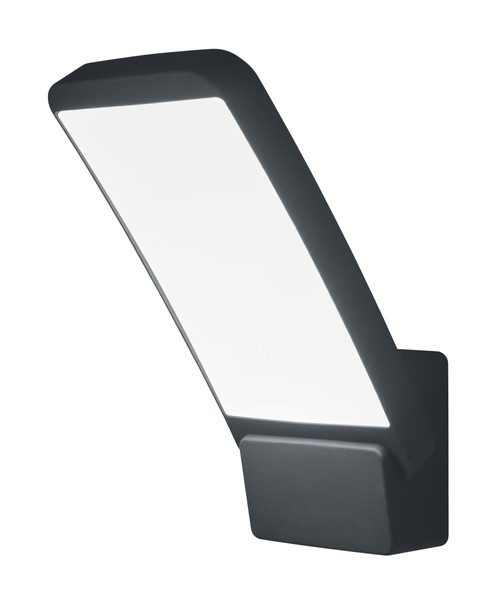 LEDVANCE ENDURA® Style Wall Square Outdoor Light, 12W, 3000K, Dark Grey2