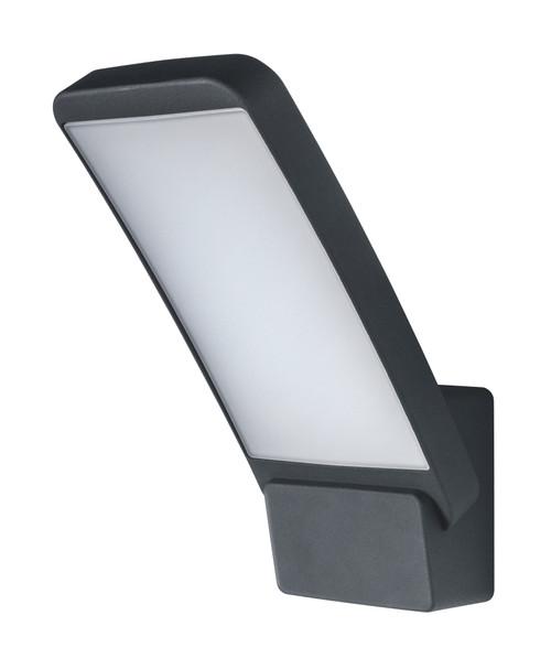 LEDVANCE ENDURA® Style Wall Square Outdoor Light, 12W, 3000K, Dark Grey1