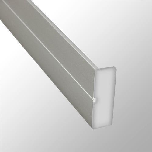 Dual Direction Wall Lighting Profile Kit