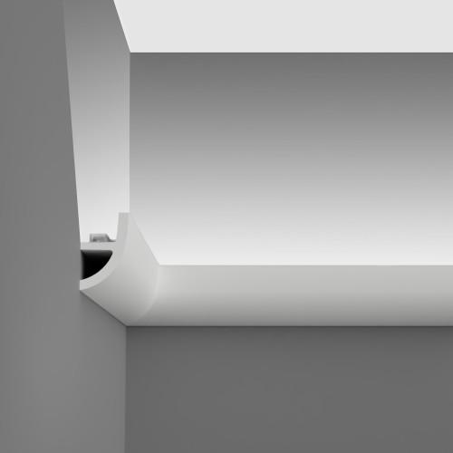 Arc High Density Polyurethane Curved Wall Coving