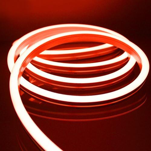 Maxi Top View 12x17mm LED Neon Flex, RGBCW Colour Changing, 10m Kit