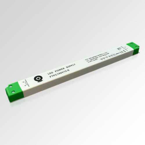 Super Slimline Linear Professional 24V Constant Voltage LED Driver 100W