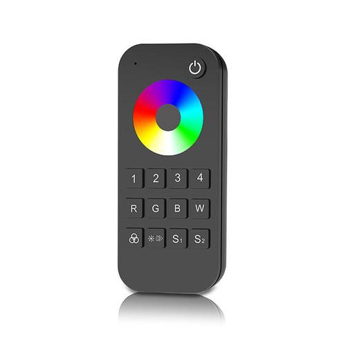 RGB/RGBW 4 Zone Handheld Remote + 5-in-1 Receiver Bundle