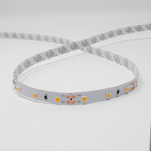 12V Essential Series 60 LEDs  4.8w p/m CRI>80 LED Tape, 6000K, 50 Metre Reel