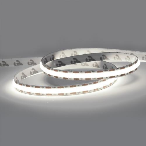 12V Professional COB Continuous LED 9w p/m 6500K CRI>90, 2.5 Metre Reel