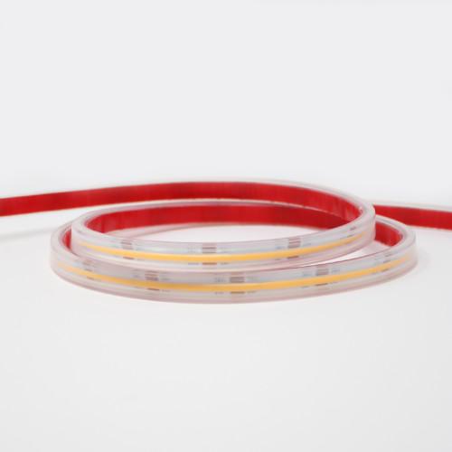 24V Professional COB Continuous LED 11.2w p/m 6500K CRI>90, IP67, 5 Metre Reel